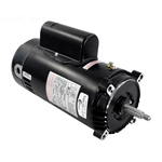 UST1202 | 2HP Up-Rated Pool Pump Motor 2 Compartment 56C-Face
