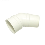 W70244 | 45 Degree Weir Elbow