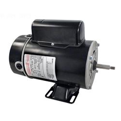 Bn37v1 1hp above ground 2 speed pool pump motor 48y frame for Above ground pool pump motor replacement