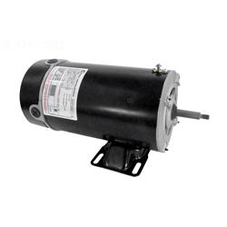 Bn51 2hp above ground 2 speed pool pump motor 48y frame for Above ground pool pump motor replacement