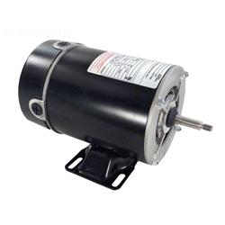 Bn63 4hp above ground 2 speed pool pump motor 48y frame for Above ground pool pump motor