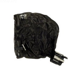 9-100-1022 | Polaris All Purpose Zippered Bag Black
