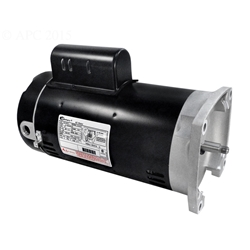 Sq1302v1 3hp energy efficient full rated pool pump motor 56y for Energy efficient pool pump motors