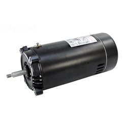 Ust1102 1hp Up Rated Pool Pump Motor 2 Compartment 56c Face