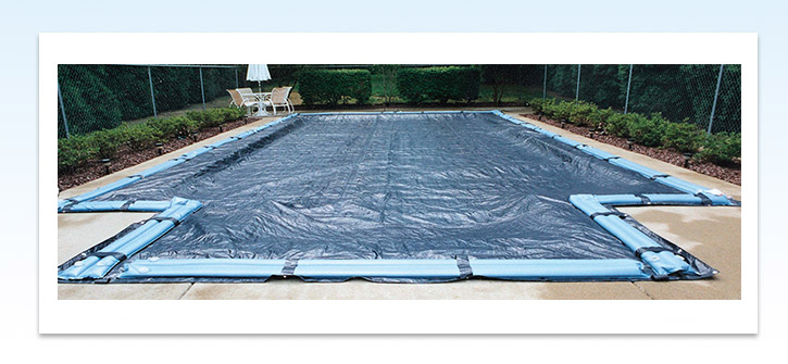 Winter Pool Covers, Water Bags and Chemicals